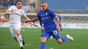 Динамо минимально обыграло Ворсклу – победная серия киевлян в чемпионате длится 5 матчей