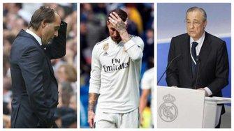 Чому Реал не звільняє Лопетегі, хоча переживає одну з найчорніших серій в історії – Перес знайшов несподіваний варіант
