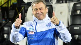 Суперник України в Лізі націй збірна Словаччини призначила нового тренера – він виводив скромну Жиліну в Лігу чемпіонів