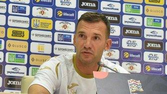 Шевченко: У збірну України має приїжджати людина з мотивацією, а не щоб отримати місце в складі