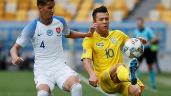 Словакия – Украина: анонс матча Лиги наций
