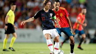 Хорватія– Іспанія: стартові склади на матч Ліги націй