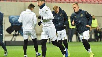 Словакия – Украина: стала известна официальная заявка подопечных Шевченко на матч Лиги наций
