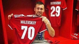 Милевский отличился красивым ассистом за Кишварду