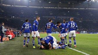 Лига чемпионов: Шальке с Коноплянкой победил Локомотив, который завершил выступления в еврокубках