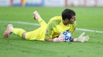 Касильяс повторил невероятное достижение Роналду в Лиге чемпионов