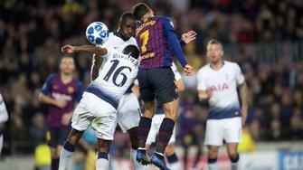 Ліга чемпіонів: Тоттенхем у матчі з Барселоною дивом вирвався у плей-офф, Інтер зазнав фіаско з ПСВ і покинув турнір