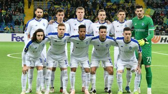Клубний рейтинг УЄФА: Динамо опустилось за межі топ-20