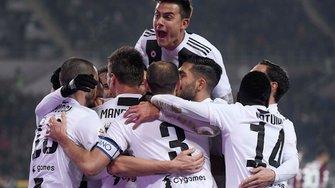 Ювентус здобув мінімальну перемогу над Торіно в дербі – переможний гол в активі Роналду