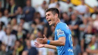 Над трансфером Маліновського в Рому працює впливовий агент ФІФА