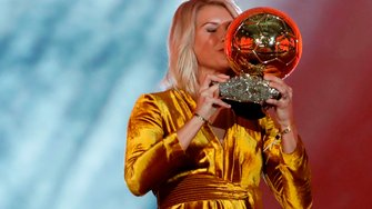 """""""Поклала трофей на підлогу і раптом відчула дотик Роберто Карлоса"""": історія Ади Хегербер, першої жінки із Золотим м'ячем"""