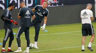 Планы Реала на счет Лунина кардинально изменились – клуб хочет вернуть украинца себе на вторую часть сезона