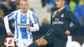 Кравец дебютировал за Леганес против Реала: травма, плохая статистика и хорошие отзывы, а Лунину снова обещают шансы