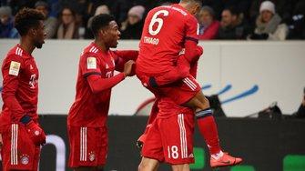 Баварія впевнено обіграла Хоффенхайм