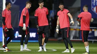 Лунін зробив сина Зідана другим голкіпером Реала – все могло бути навпаки