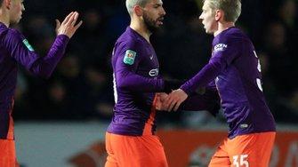 Манчестер Сіті з Зінченком мінімально переграв Бертон і без проблем вийшов у фінал Кубка ліги