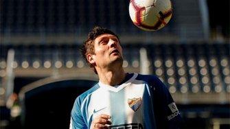 Селезньов дебютує в стартовому складі Малаги в матчі з Райо Махадаонда – пряма трансляція поєдинку