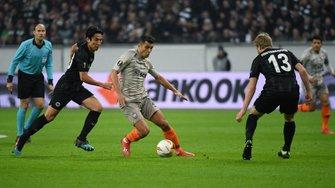 Айнтрахт – Шахтар: онлайн-трансляція матчу Ліги Європи