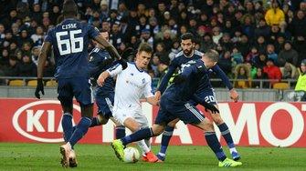 Определились все участники 1/8 финала Лиги Европы – Динамо узнало потенциальных соперников