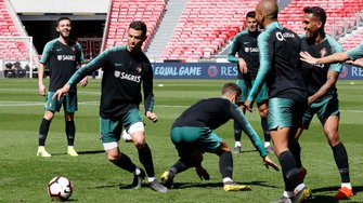 Одноклубник Зінченка, 120-мільйонний вундеркінд, Роналду  та інші – заявка збірної Португалії на матч з Україною