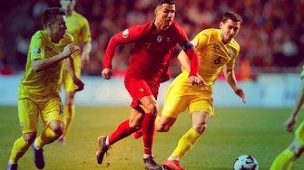 """""""Присутність Роналду зіграла нам на руку"""". Чому Тюрпен не призначив пенальті у ворота України, а Марлос зіграв """"не так"""""""