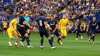 Первая лига: СК Днепр-1 переиграл Металлист 1925, первая победа Кучука с Рухом, поражение Волыни от Авангарда