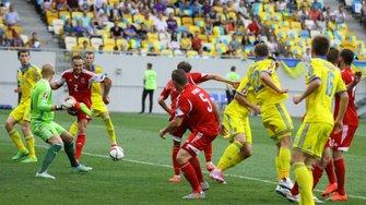 Рекордная победа в истории и сенсационное фиаско – как играла сборная Украины против карликовых стран