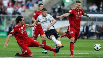 Бавария – Айнтрахт: прямая видеотрансляция матча, в котором мюнхенцам для чемпионства достаточно не проиграть