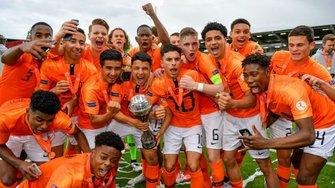 Дублінське небо вміє дурити: Нідерланди U-17 перемогли Італію та стали чемпіонами Європи