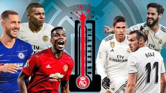 Лунін переграє Куртуа, Неймар з Погба зайві, Зідан найгірший та інші несподіванки – фанати Реала визначились зі всім