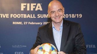 ЧС-2022: ФІФА не буде збільшувати кількість учасників Мундіалю