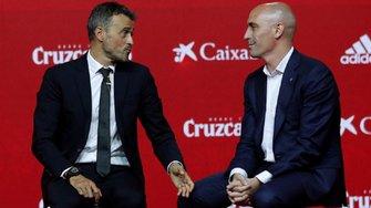 Луїс Енріке офіційно покинув посаду наставника збірної Іспанії