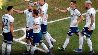 """Аргентина перемогла Катар і вийшла в 1/4 фіналу Копа Амеріка: тактичні проблеми і прогрес """"альбіселесте"""", фактор Мессі"""