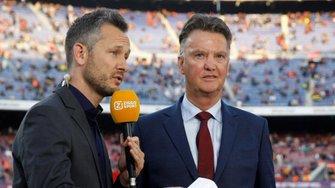 """""""Мені не подобається Мессі, Мілнер – кращий"""": ван Гал зіпсував день народження найкращому гравцеві світу"""