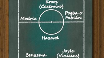 Зідан розглядає 4 тактичні схеми для оновленого Реала – усюди фігурує гравець, якого немає в команді