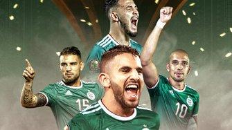 Алжир – чемпіон КАН-2019: успішний тренер, голеадор, шанувальник кокаїну та інші герої першого тріумфу за 29 років