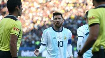 Месси извинился за критику КОНМЕБОЛ на Копа Америка-2019 и избежит длительной дисквалификации