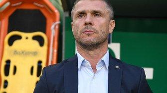 Ребров підписав новий контракт із Ференцварошем