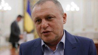 Суркіс пояснив, чому призначив наставником Динамо Михайличенка, а не Вернидуба