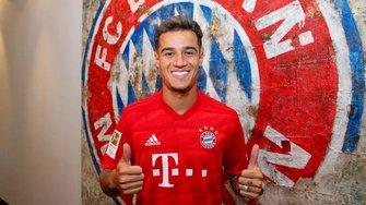 Коутінью став гравцем Баварії – мюнхенці заплатять смішну суму за оренду хавбека