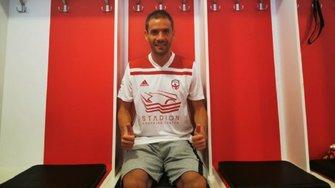 Марко Девіч став гравцем Вождоваца