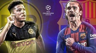 Боруссия Д – Барселона: онлайн-трансляция матча ЛЧ