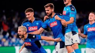 Ліга чемпіонів: Наполі здобув перемогу над Ліверпулем – нудний матч, блискуча гра голкіперів і провал арбітрів