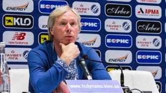 Динамо – Мальме: прямая трансляция предматчевой пресс-конференции Алексея Михайличенко