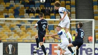 Шабанов потрапив у символічну збірну тижня в Лізі Європи за версією Whoscored