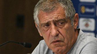 Україна – Португалія: передматчева прес-конференція Фернанду Сантуша