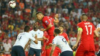 Евро-2020, квалификация: Англия в шаге от выхода из группы, Франция и Турция разошлись миром