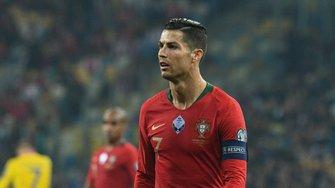 Украина – Португалия: Роналду разочарован поражением, поностальгировал по Киеву и прокомментировал юбилейный гол