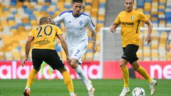 Динамо – Александрия: онлайн-трансляция матча УПЛ