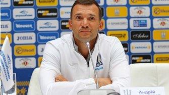Украина – Эстония: прямая онлайн-трансляция пресс-конференции Андрея Шевченко